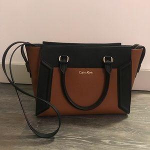 Calvin Klein Large Cross Body Bag